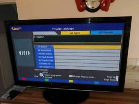 """37"""" Panasonic tv"""