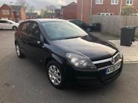 2006 VAUXHALL ASTRA 1.4 TWINPORT CLUB 5 DOOR HATCHBACK 2 OWNERS FSH LONG MOT HPI CLEAR BARGAIN