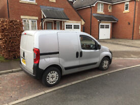 58 plate citroen nemo 1.4 hdi twin side loading doors (top spec)ready for work £1595 ovno