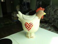 Henrietta egg storage,vgc £4.99