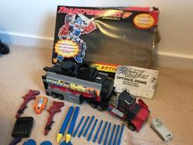 Transformers Optimus Prime Set