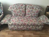 Chesterfield three piece suite
