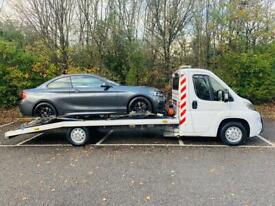 Recovery / collection/ delivery/ car transport , non runner, spares or repairs