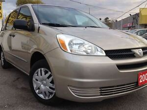 2005 Toyota Sienna CE/LOADED/CAPTAIN SEATS / VERY CLEAN