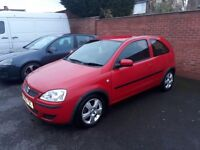 Vauxhall corsa 1.2. 11mth mot good runner and condition for tha age