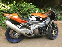 Aprilia Tuono 1000R 2007 VTwin - Low Mileage - FSH - PRICE DROP FOR QUICK SALE