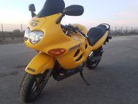 1999 suzuki gsx600f katana