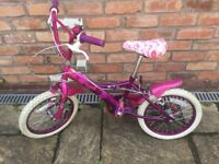 "Bratz Bicycle 16"" Wheel"