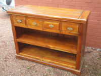 EXCEPTIONAL ANTIQUE CHEST OF DRAWERS