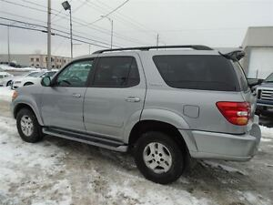 2002 Toyota Sequoia Limited V8