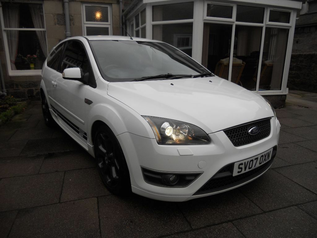 2007 ford focus st 2 2 5 turbo mountune kit in aberdeen. Black Bedroom Furniture Sets. Home Design Ideas