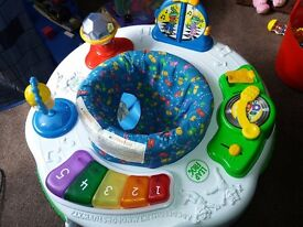 leapfrog learn and groove play center