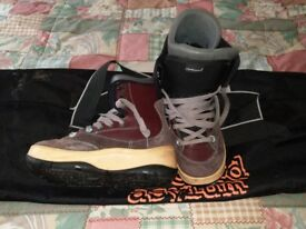 Northwave Snowboard Boots Size 8.5