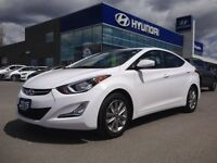 2015 Hyundai Elantra Sport with Sunroof