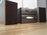 DENON AMP / CD / SPEAKERS