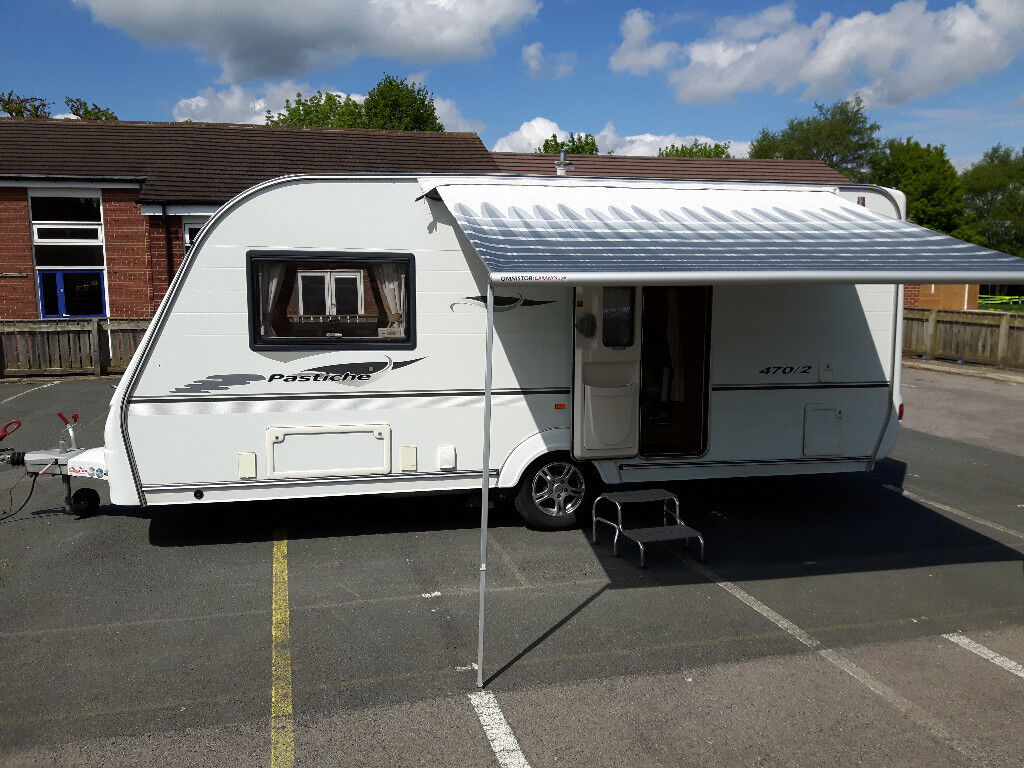 2009 Coachman Pastiche 470 2 berth quality , one owner from new stored  inside | in Northallerton, North Yorkshire | Gumtree