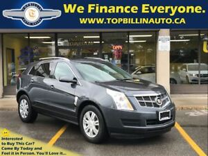 2010 Cadillac SRX Luxury Collection, Pano Roof, Power Tailgate