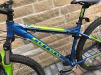 Limited edition Carrera hellcat 29er mountain bike