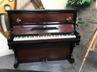 Beautiful 1901 Rud Ibach Sohn, Germany upright piano - CAN DELIVER