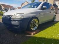 2004 Vauxhall Corsa 1.0 Spares or repairs 78k