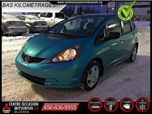 2014 Honda Fit DX-A AIR AUBAINE !!!