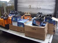 Job Lot Safety Work Shoes/Boots