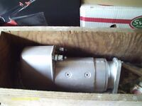 GENUINE BOSCH 9 001 411009 ELECTRIC STARTER MOTOR USED ONLY 2 OR 3 TIMES IN BOX - £750