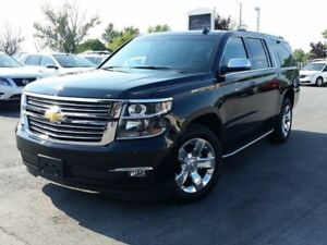 2017 Chevrolet Suburban PREMIER-NAVIGATION-HEATED AND COOLED SEA