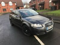 Audi A3 2007 SPORT 1.9tdi fully loaded bargain