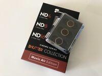 DJI Mavic Air Filters - Cinema Series - Shutter Collection