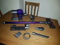 Dyson v6 animal cordless hoover £120 ono