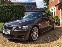 *PRICE DROP* BMW 330d M sport 2dr Coupe   2007 (57reg)   Steptronic Auto   3.0L   Huge Spec