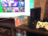 Xbox 360 e 250gb console minecraft