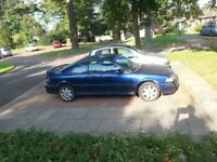 Rover (TOMCAT) 220 Coupe 1993 Blue 96,000miles, Two Owners Only, Serviced Annually
