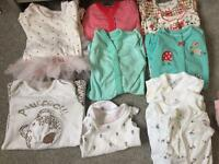 NEXT baby girl clothes First Size