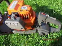 """Husqvarna 18H Petrol Hedge Trimmer 22"""" Blade - Great Condition"""