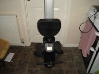 Roger Black magnetic rower excellent for total body workout