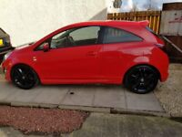 Vauxhall Corsa limited edition diesel CAT D
