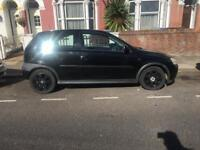 Corsa part exchange to clear