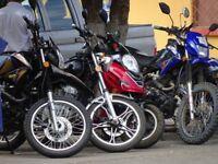 MOTORCYCLE SERVICE REPAIR MOT RECOVERY