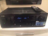 Like NEW Denon AVR-X1000 home Theater Receiver
