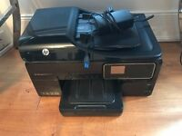 HP Officejet Pro 8500 Wireless All-in-One Printer, Copier, Scanner, Fax w/ Touch-screen LCD Display