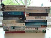 Collection of novels : rom coms, dramas, holiday reads