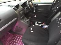 Vauxhall Zafira Design 1.8 7 Seater