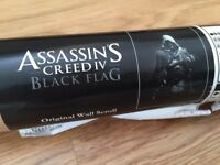 Assassin's Creed IV Black Flag (Vol 2) Wall Scroll Poster