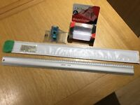 JAKAR MOUNT CUTTER WITH 60 cm RULER - USED - For Amateur Picture Framers