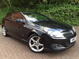 VAUXHALL ASTRA 1.9 CDTI 2010 #SRI #150BHP #X PACK KIT #SERVICE HISTORY #BLACK #XP ALLOYS