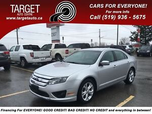 2012 Ford Fusion SE Great Car Drives Excellent and More !!!