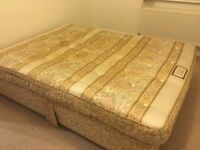 Vi-spring double bed