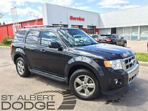 2011 Ford Escape LIMITED | 4X4 | HEATED LEATHER | BACK CAM